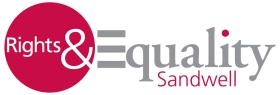 Rights & Equality Sandwell Logo